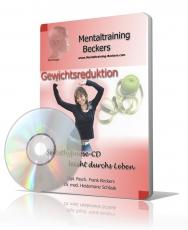 Hypnose CD: Gewichtsreduktion