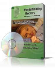 Hypnose CD Besser und gesund Schlafen