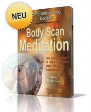 Body Scan Meditation CD