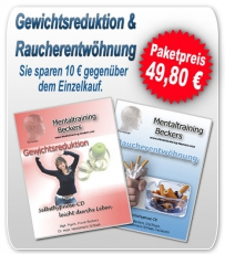 CD Bundle: Selbstbewusstsein & Charisma