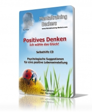 Hypnose MP3: Positive Lebenseinstellung