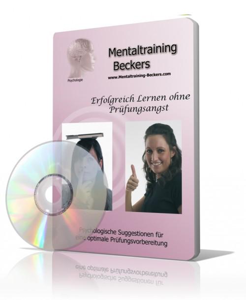 Hypnose CD: Prüfungsangst. Erfolgreich und gelassen lernen